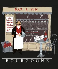 Bar à vins bourgogne