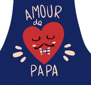 amour de papa – estelle tchatcha 06214TATBBA bleu outremer – galons cumin