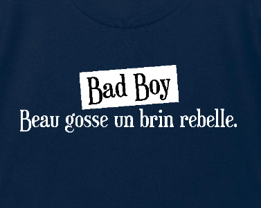 Bad Boy – by camille