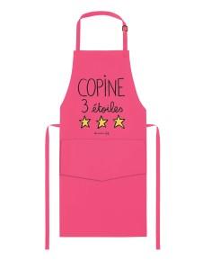 copine 3 etoiles – filf  06172TATBBA rose framboise